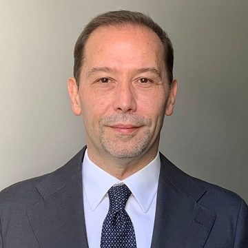 Headshot of Luca D'avino